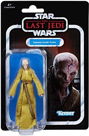 Star Wars The Vintage Collection 2018 Supreme Leader Snoke Figure